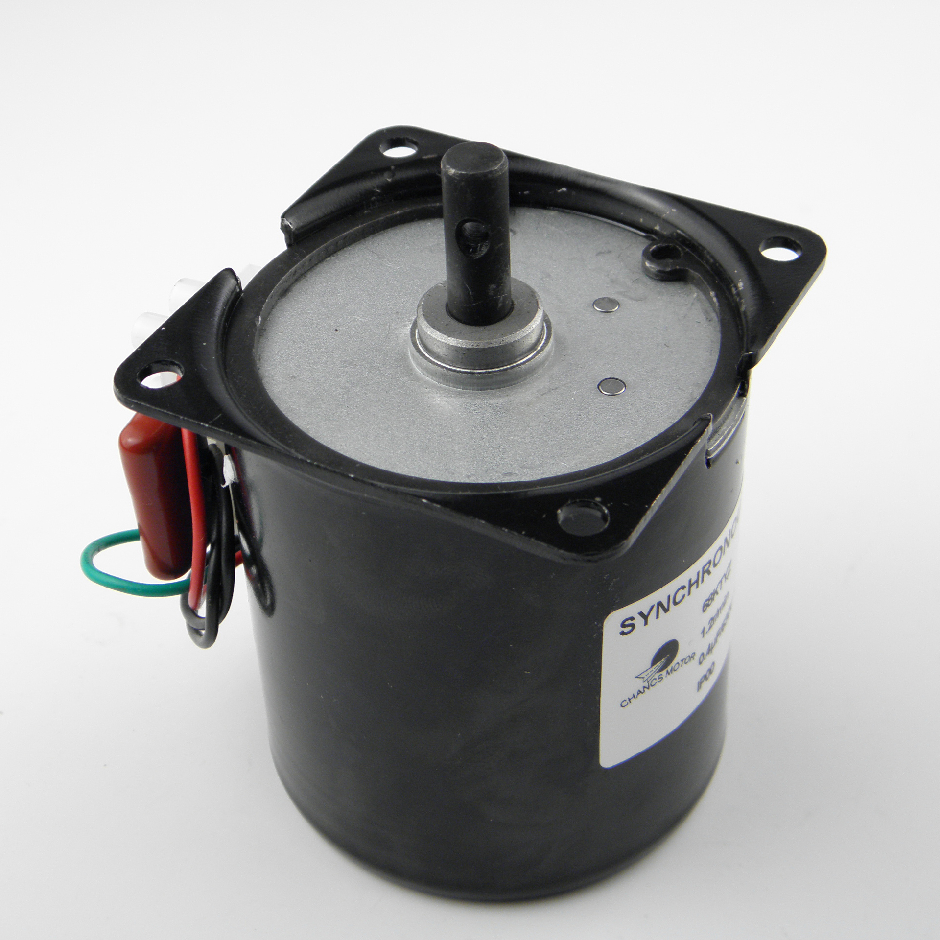 68KTYZ <font><b>220V</b></font> <font><b>10RPM</b></font> AC Synchronous <font><b>Motor</b></font> With Bracket for Smart Application image