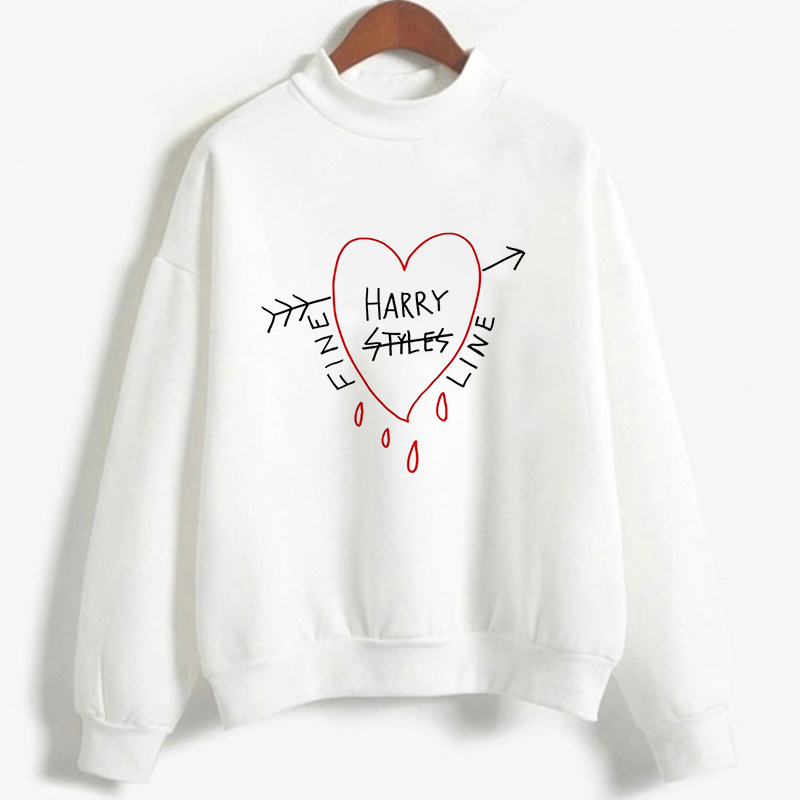 Harry Styles Hoodie Oversized Sweatshirt One Direction Women Clothes Lady Long Sleeve Casual Hoody Pullovers 2020 Kpop aesthetic 4