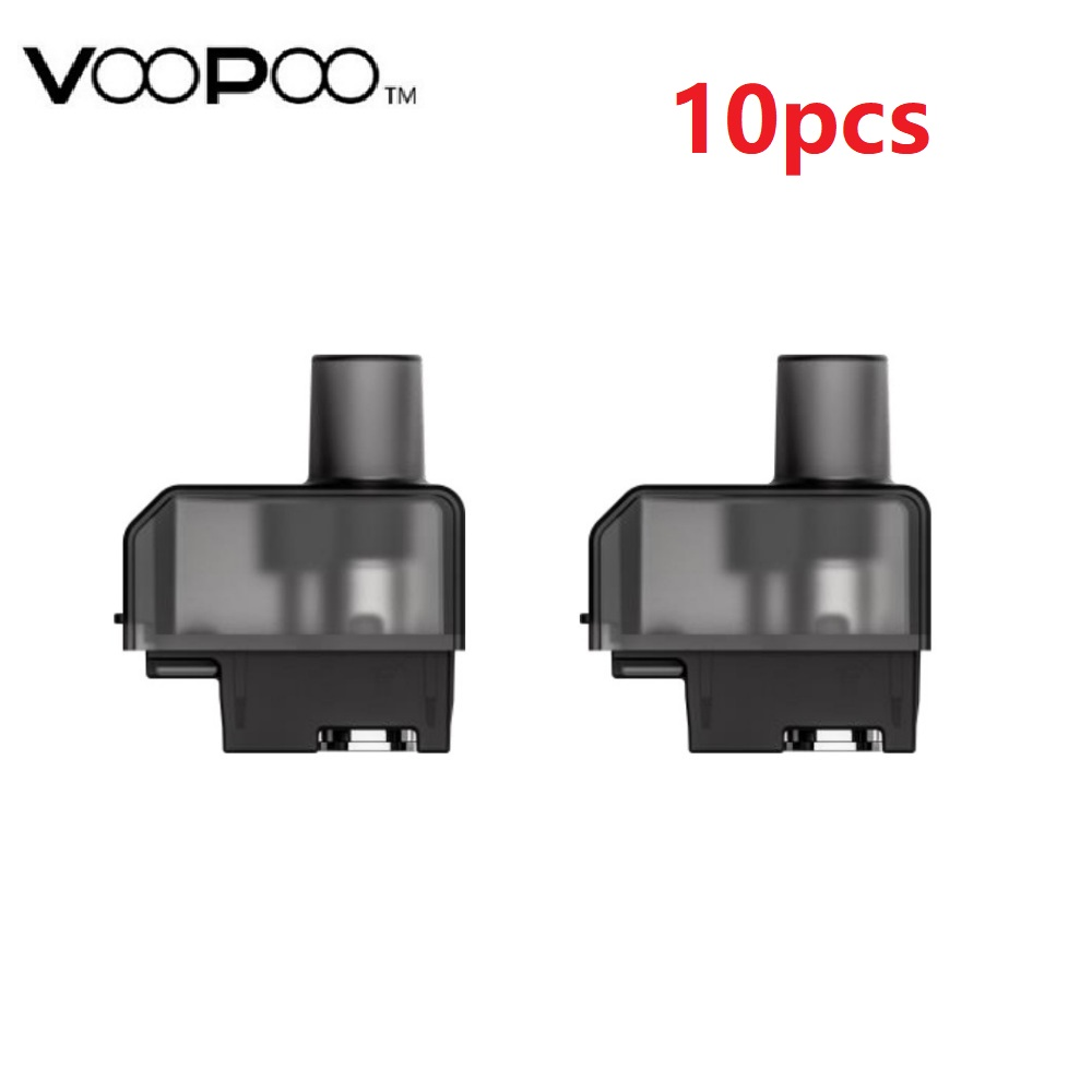 2pcs/pack Original VOOPOO NAVI Replacement Pod Cartridge 2ml/3.8ml E-cig Vape Pod Support Voopoo PNP Mesh Coil / Vinci RBA Coil