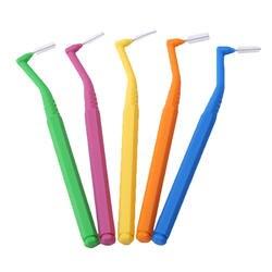 Новая Стоматологическая межзубная щётка для ухода за полостью рта для взрослых инструмент для чистки зубов Зубная щетка зубочистки