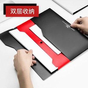 Image 2 - Новая двухслойная сумка для файлов Youpin Fizz, классическая водонепроницаемая и грязеотталкивающая