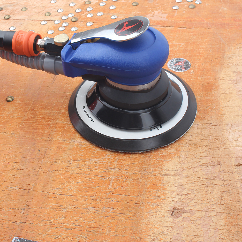 Clearance SaleAir-Sander Vacuum-150mm with 6-Pneumatic-Tools 6-Inches Wholesale