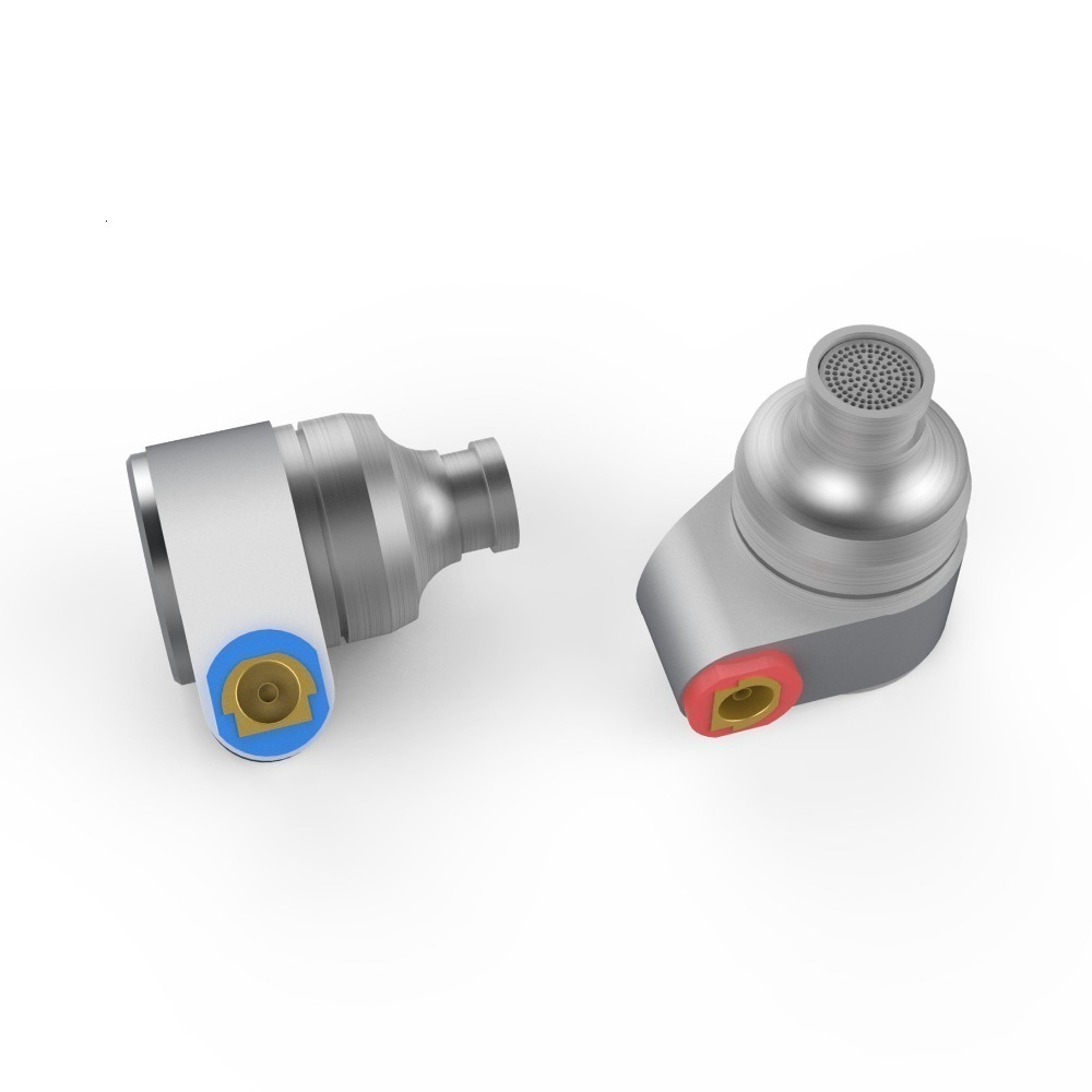 Tinhifi tin audio t2 earphone in ear earphone double dynamic drive hifi earphone bass dj earphone for v90 v80 zst as10 cca c10 (tin t2)
