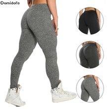 Fashion Push Up Leggings Women Workout Leggings Slim Leggings Polyester V-Waist Jeggings Women Pencil Pants