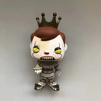 Original Funko pop Secondhand Pennywise Funko Freddy Vinyl Action Figure Collectible Model Loose Toy No Box