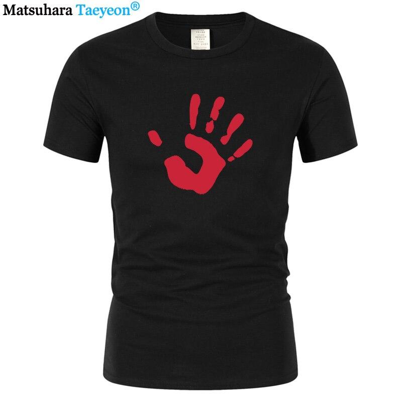 mens t shirts fashion 2019 trending T-shirt funny Men Short-sleeved printing O-neck Cotton Tshirt Loose & Tops Tee S-3XL