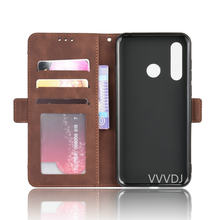 For Doogee Y9 Plus Flip Case Doogee N20 Phone Cover Removable Card Slot Leather Wallet Holder for Doogee Y 9 Y9Plus N 20 20N(China)