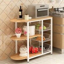 Кухонные стеллажи, напольная многослойная полка для хранения, полка для духовки, полка для микроволновой печи, стеллаж для хранения, стойка для посуды, шкаф