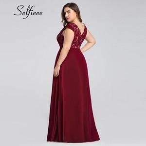 Image 3 - Plus Size Dresses For Women Summer Beach Dress Elegant A Line V Neck Sleeveless Long Boho Dress New Fashion Black Lace Dress