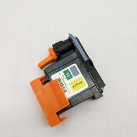 Refurbshed 11 สีเหลือง Printhead C4813A สำหรับ HP 1000 1100 1200 2200 2280 2300 2600 2800 CP1700 100 500 510 800 110 800 k850 120 100|printhead for hp|hp c4813a printheadhp printhead 11 -