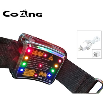Red laser blue light Cold laser Watch Physiotherapy instrument Diabetes Treatment Device