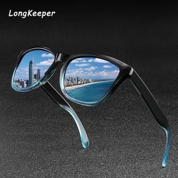 цена на Classic Men Polarized Sunglasses Vintage Brand Design Square Driving Sun Glasses Retro Shades Eyewear Oculos de sol UV400 Gafas