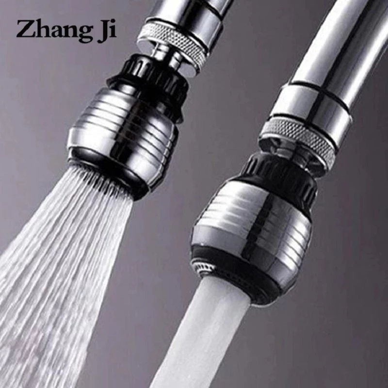 Kitchen Faucet Connector Diffuser Nozzle Aerator Shower WATER-FILTER Adjustable Zhangji
