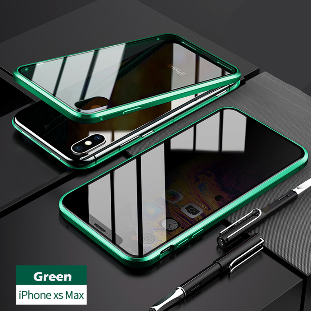 for iP XS MAX green