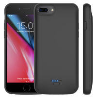 5500mAh For iPhone 6Plus 7Plus 8Plus External Battery Charging Case Magnet Smart Protect Power Bank Charger Cover|Battery Charger Cases| |  -