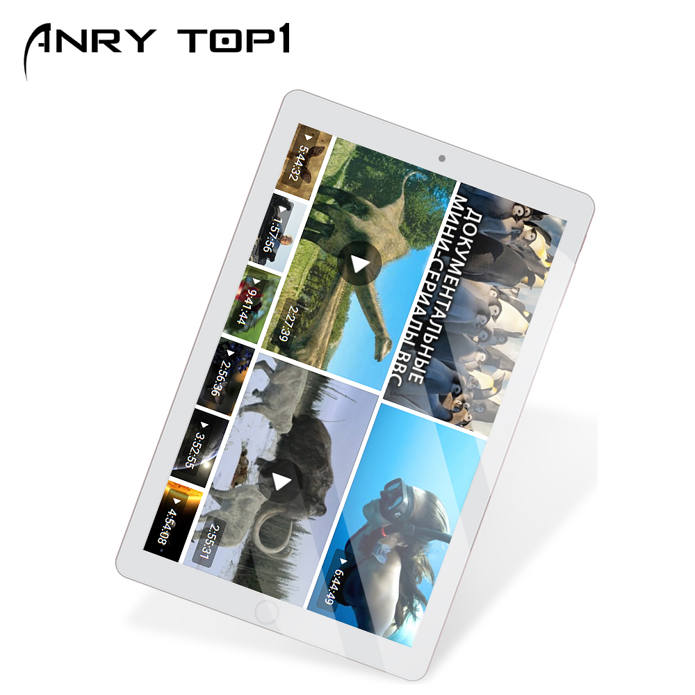 10 Inch Tablet 3G 4G FDD LTE Octa Core 4GB RAM 64GB ROM 1280*800 IPS Android 7.0 GPS Tablets 10 10.1 Media Pad