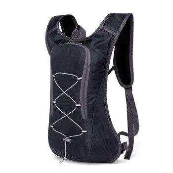 חיצוני שקית מים הידרציה תרמיל נשים גברים קמפינג טיולי רכיבת ריצת שקית מים שלפוחית השתן מיכל 2L