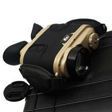 DE-580 High Definition Laser Digital Night Vision 3-fold Day and Forensics Hunting Patrol Infrared Binocular