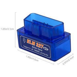 Image 5 - Bosion Elm327 V 2,1 Bluetooth OBD2 Scanner Diagnose Auto Elm327 2,1 OBD 2 Ulme 327 Auto Diagnose Werkzeug Auto Scan adapter