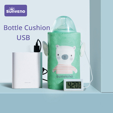 Warmer Heating-Thermo-Bag Milk-Bottle Portable Sunveno Keep-Baby for Babies Usb-Charging