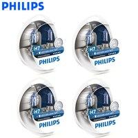 Philips Diamond Vision H1 H4 H7 H8 H11 9005 9006 HB3 HB4 12 V DV 5000 K холодный белый свет автомобиля галогенные фары Противоту