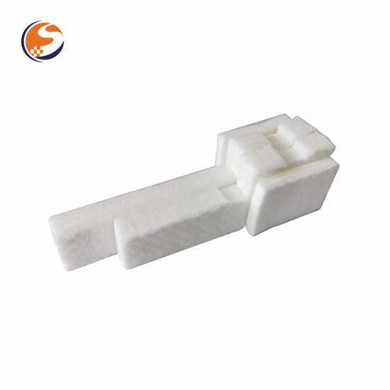 1 zestaw pojemnik na zużyty tusz Pad odcisk atramentowy gąbka do projektora Epson L300 L301 L303 L310 L350 L351 L353 L358 L355 L110 L210 L211 ME101 ME303 ME401