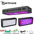 MTPAKE  двойной переключатель  600 Вт  900 Вт  1200 Вт  полный спектр  светодиодный светильник для выращивания овощей/цветов  для комнатной теплицы  д...