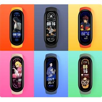 Фитнес-браслет Xiaomi Mi Band 6 5
