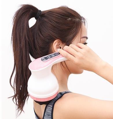 Massager rod cervical vertebra shoulder press grinding magic tool hand-held multi-functional body kneading electric hammer