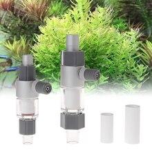 цена на CO2 Atomizer System Extenrnal Diffuser for Plant Aquarium Tank CO2 Atomizer System Diffuser Reactor