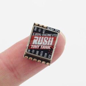 Image 3 - M./ Nuevo/RUSH Tiny TANK Nano /VTX Whoop VTX adaptador 48CH 350mW TBS SmartAudio transmisor de vídeo FPV 5V de entrada para Dron RC FPV