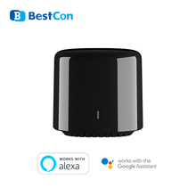 Broadlink RM4C Mini IR RF Wifi Wirless Remote Controller Smart Home Automation Modules Compatible with Alexa amazon Google Home