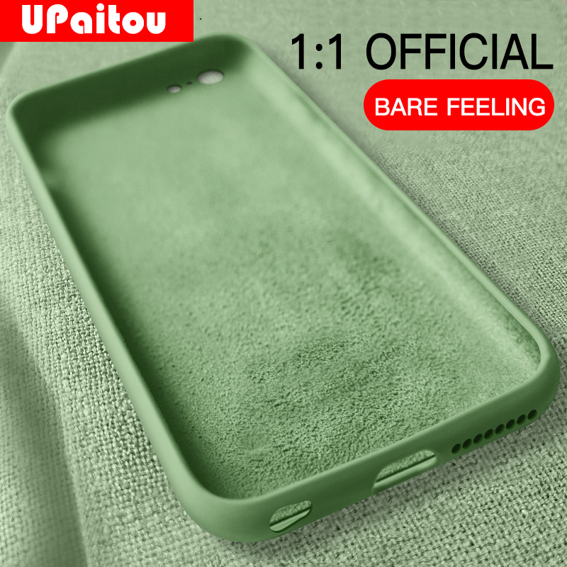 UPaitou Silicone <font><b>Case</b></font> For <font><b>Oppo</b></font> A9 <font><b>A5</b></font> <font><b>2020</b></font> Realme 5 3 Pro 3Pro Reno 10X Zoom Soft Solid Color <font><b>Case</b></font> For Realme5Pro Fashion <font><b>Case</b></font> image