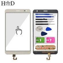 Dokunmatik ekran paneli için Huawei onur X2 7 inç MediaPad X2 GEM 703L GEM 703LT GEM 702L dokunmatik ekran cam sayısallaştırıcı sensörü