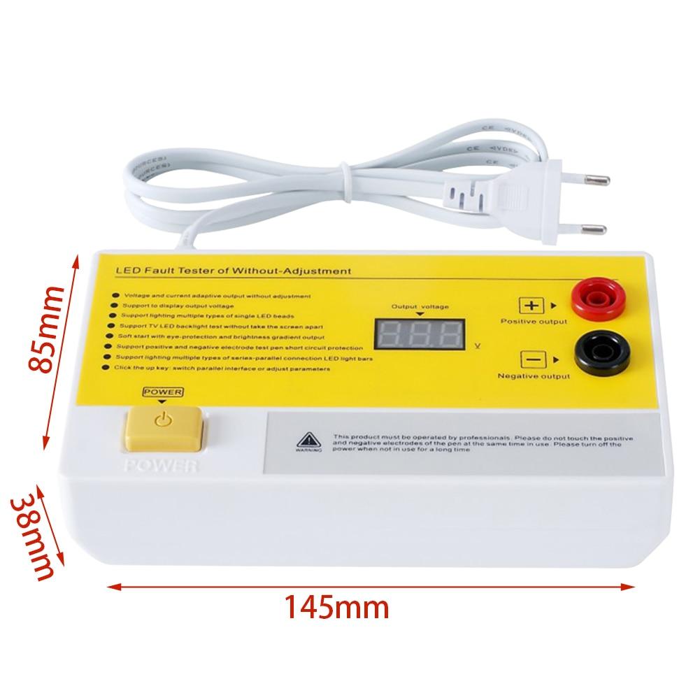 Ferramenta de reparo multifuncional 0-200v proteção contra