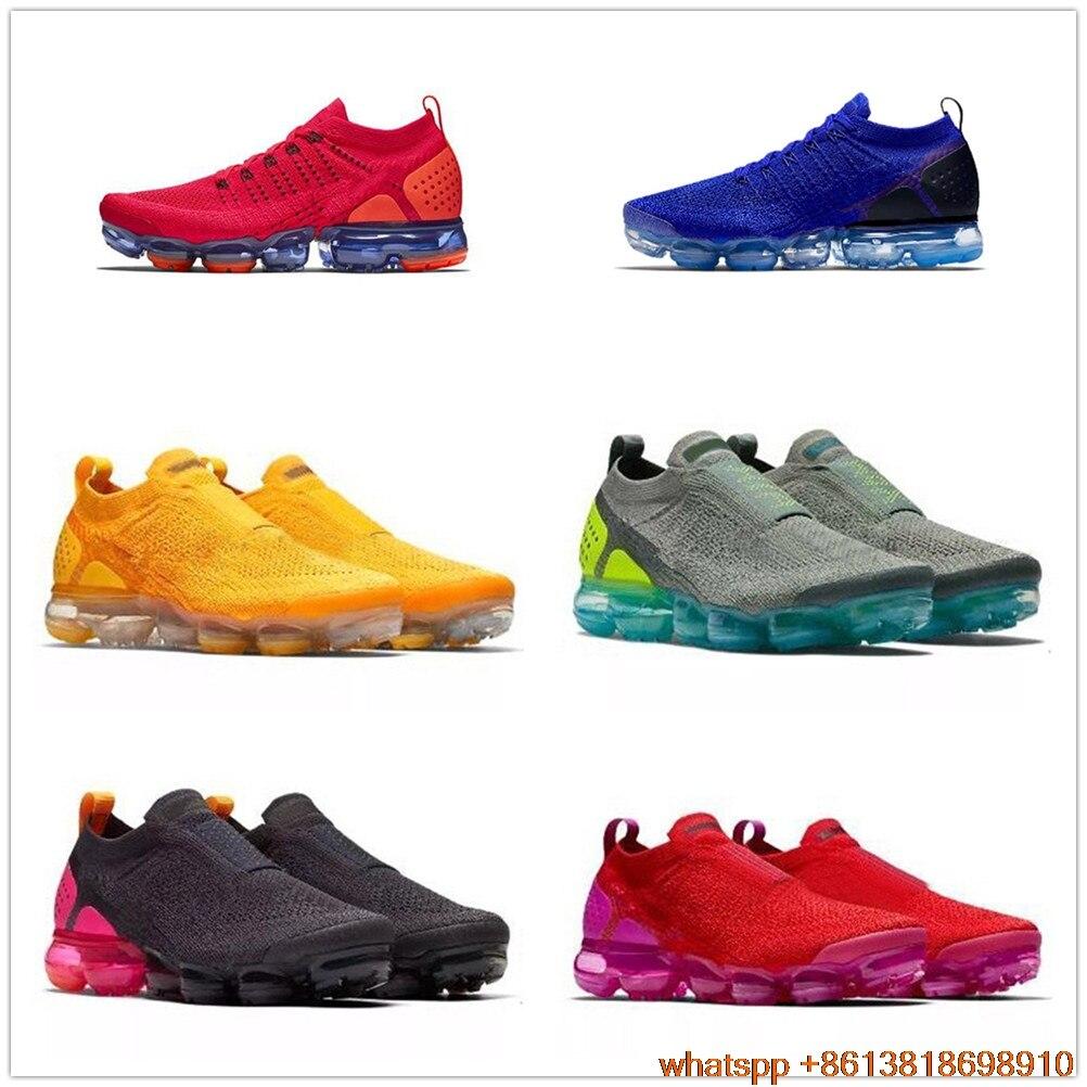 Nova marca de ar almofada vapor 2 3 das mulheres dos homens zapatillas marca sapatos 2019 tênis casuais ao ar livre respirável maxs esporte sapatos