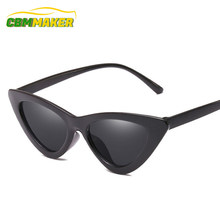 Driver Goggles Cat Eye UV400 Sunglasses Retro Vintage Designer Sun Polarizing Glasses Female