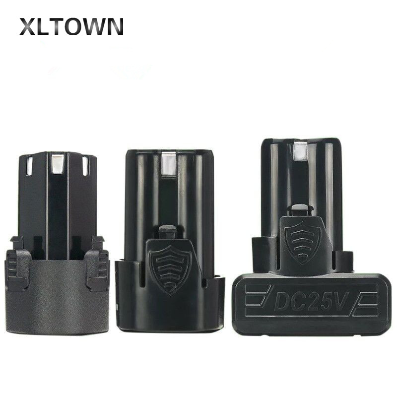 Xltown Professional 12v/16.8v/ 25v/electric Screwdriver Large Capacity Supporting Lithium Battery Strong Power Lithium Battery