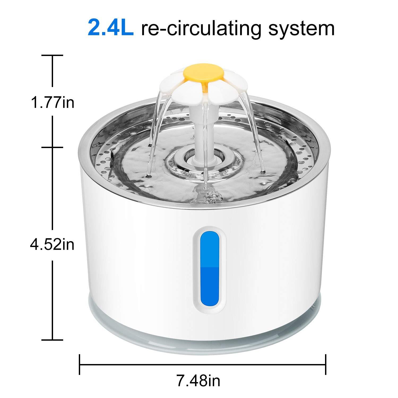 Distributeur d'eau automatique pour Chat