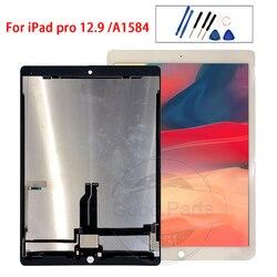 AAA + для iPad Pro 12,9 дюйма ЖК-дисплей кодирующий преобразователь сенсорного экрана в сборе планшет ЖК для iPad Pro 12,9