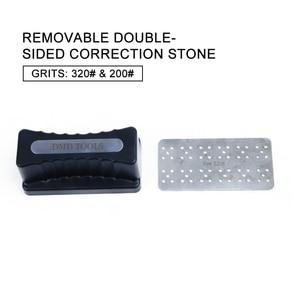 Image 4 - Piedra de afilar japonesa, 1000, 3000, 6000, 12000, grano profesional, resina de diamante, piedra de afilar, afilador de cuchillos, piedra de afilar h2