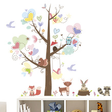 Environmental Protection Removable  House Childrens Room Kitchen Living Bedroom Decor Decoration Stickers