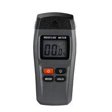 Горячая MT-15, большой ЖК-дисплей, цифровой измеритель влажности древесины, измеритель влажности древесины, измеритель влажности, диапазон 0~ 99.9% и подсветка
