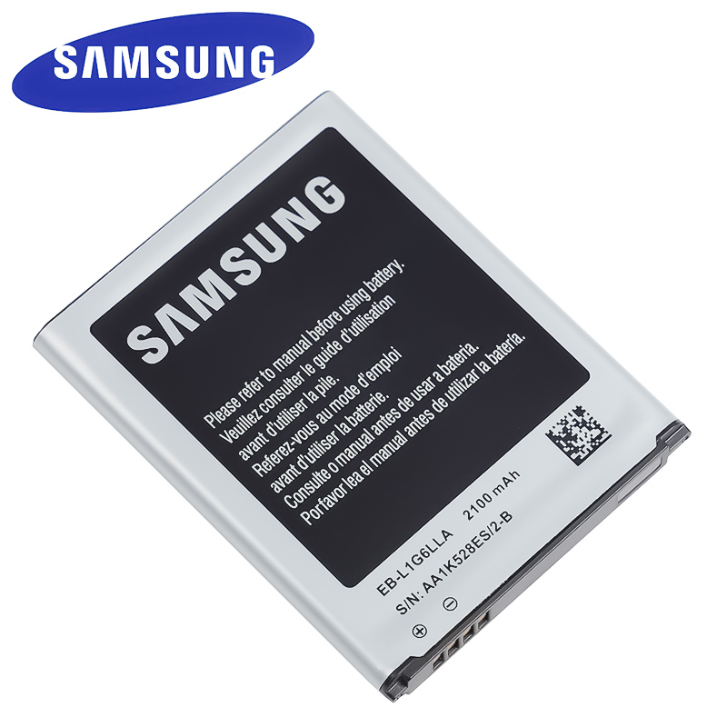Samsung NFC S3-Battery Gt-I9300 R580 Galaxy Original for Eb-l1g6lla/I535/I747/.. 2100 title=