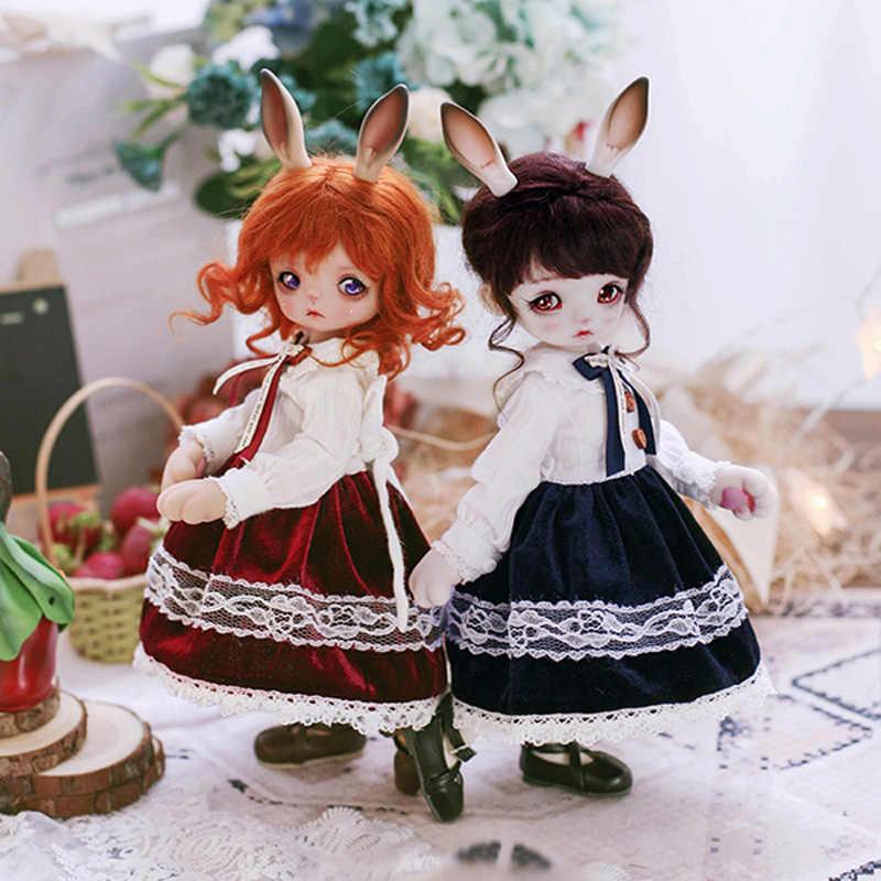 Полный набор 1/6 BJD кукла с подвижными суставами bb игрушка Детские куклы на день рождения подарок