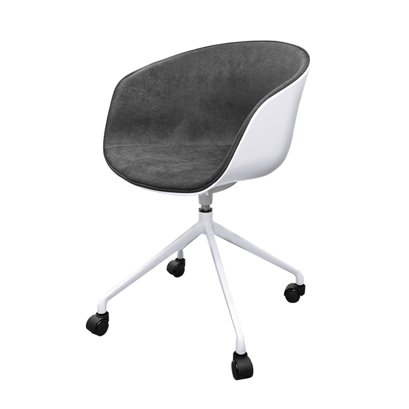 Creative Office Chair Nordic Leisure Rotatable Chairs Home Computer Stools With Back Egg Chair Bar Stool With