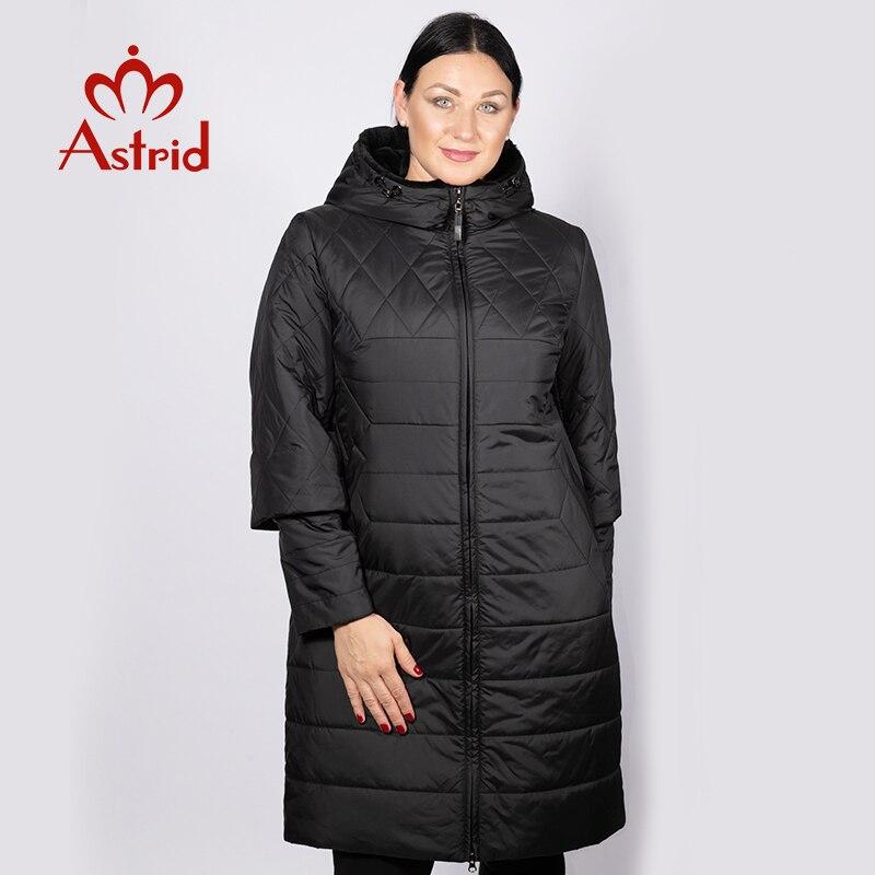 New winter jackets coat women autumn long   parka   warm hooded high quality comfortable long coats women plus sizes astrid AM-5037