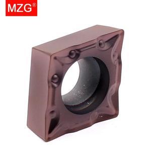 Image 3 - Livraison gratuite MZG prix discount CCMT060204 CCMT09T304 08 TM alésage interne externe tournant CNC outils de coupe Inserts en carbure