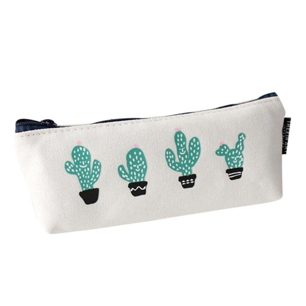 Сумка школьные принадлежности сумка на молнии для девочек и мальчиков милые
