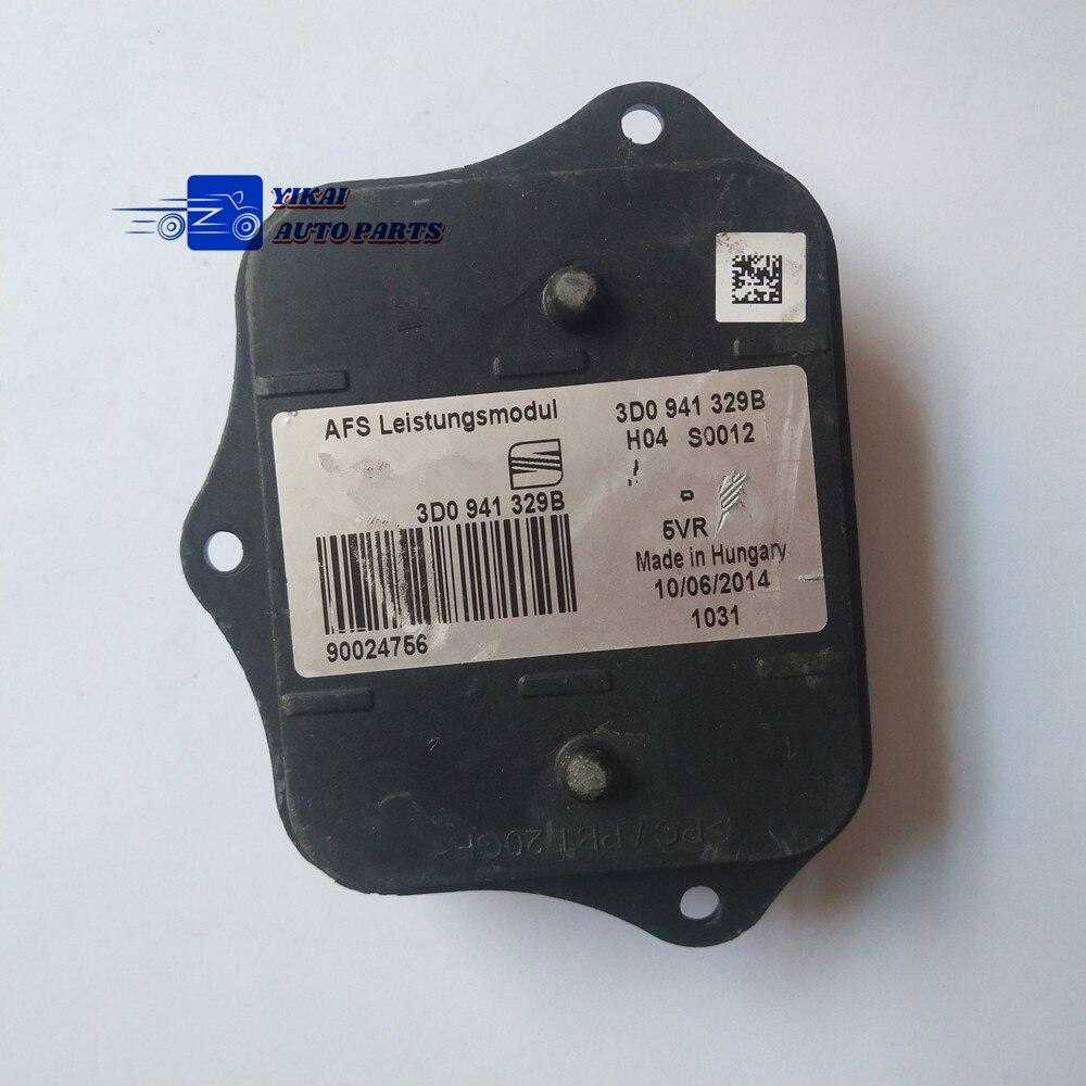 OEM AFS Ballast Headlight Cornering 3D0 941 329B 3D0941329B H04 S0012 For Audi V-W Golf Passat B7